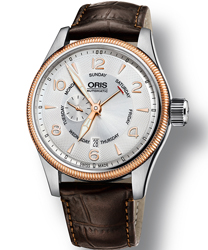 Oris Big Crown Small Second Pointer   Model: 01 745 7688 4361-07 5 22 73FC