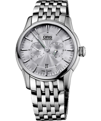 Oris Artelier Men's Watch Model 01 749 7667 4051-07 8 21 77