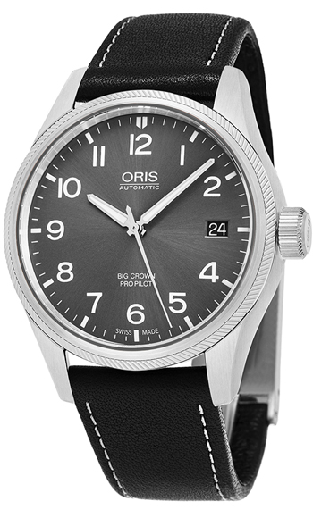 Oris Big Crown Men's Watch Model 01 751 7697 4063 07 5 20 19FC