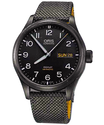 Oris Big Crown Men's Watch Model 01 752 7698 4284-Set