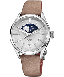 Oris Artelier Ladies Watch Model 01 763 7723 4051-07 5 18 33FC