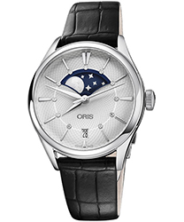 Oris Artelier Ladies Watch Model 01 763 7723 4051-07 5 18 64FC