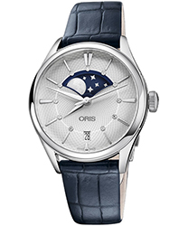 Oris Artelier Ladies Watch Model 01 763 7723 4051-07 5 18 66FC