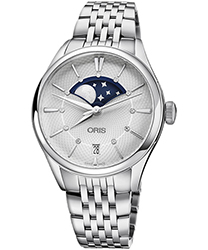 Oris Artelier Ladies Watch Model 01 763 7723 4051-07 8 18 79