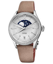 Oris Artelier Ladies Watch Model 01 763 7723 4951-07 5 18 33FC