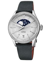 Oris Artelier Ladies Watch Model 01 763 7723 4951-07 5 18 34FC