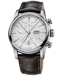 Oris Artelier Men's Watch Model 01 774 7686 4051-07 1 23 73FC