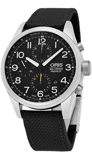 Oris Big Crown Men's Watch Model 01 774 7699 4134-07 5 22 15FC