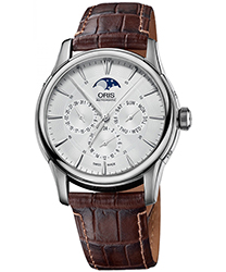 Oris Artelier Men's Watch Model 01 781 7703 4051-07 5 21 70FC