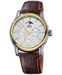 Oris Artelier Men's Watch Model 01 781 7703 4351-07 5 21 70FC