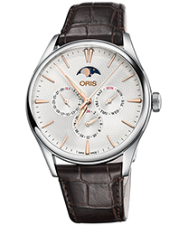 Oris Artelier Men's Watch Model 01 781 7729 4031-07 5 21 65FC