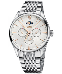 Oris Artelier Men's Watch Model 01 781 7729 4031-07 8 21 79