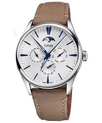 Oris Artelier Men's Watch Model 01 781 7729 4051-07 5 21 32FC