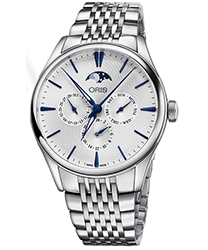 Oris Artelier Men's Watch Model 01 781 7729 4051-07 8 21 79