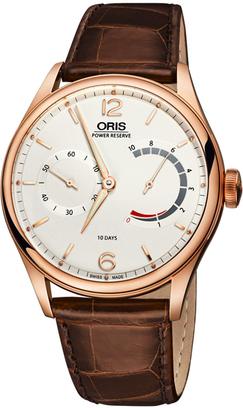 Oris Artelier Men's Watch Model 110.7700.6081.LS