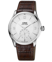 Oris Artelier Men's Watch Model 396.7580.4051.LS