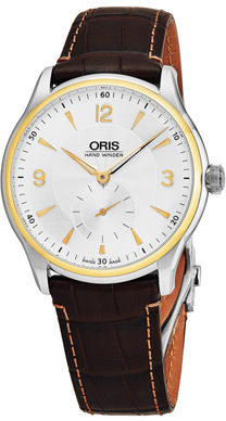 Oris Artelier Men's Watch Model 39675804351LS70