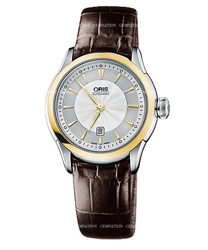 Oris Artelier Ladies Watch Model 561.7604.4351.LS