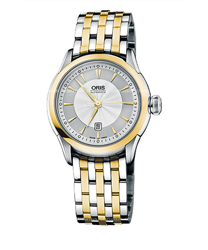 Oris Artelier Ladies Watch Model 561.7604.4351.MB