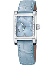 Oris Rectangular Ladies Watch Model 56175364955LS