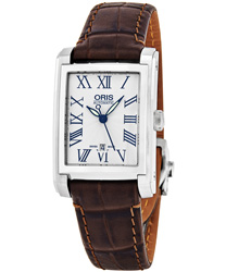 Oris Rectangular Ladies Watch Model: 56176564071LS