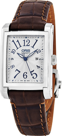 Oris Rectangular Men's Watch Model: 56176574061LS