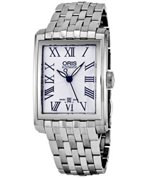 Oris Rectangular Men's Watch Model 56176574071MB