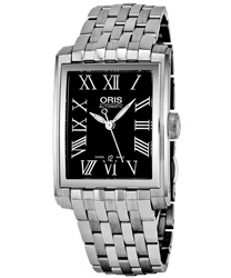 Oris Rectangular Men's Watch Model 56176574074MB