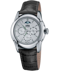 Oris Artelier Men's Watch Model 581.7546.40.51.LS