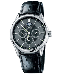 Oris Artelier Men's Watch Model 581.7592.40.54.LS