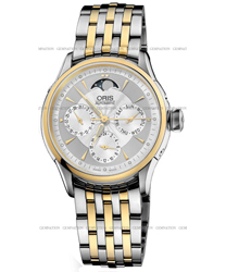 Oris Artelier Men's Watch Model 581.7606.43.51.MB