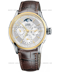 Oris Artelier Men's Watch Model 581.7606.4351.LS