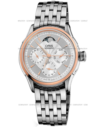 Oris Artelier Men's Watch Model 581.7606.6351.MB