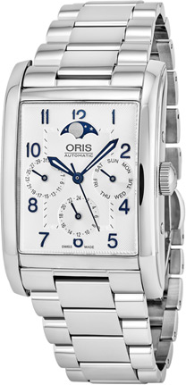 Oris Rectangular Men's Watch Model 58276944031MB