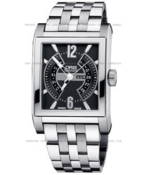 Oris Rectangular Men's Watch Model 585.7622.7064.MB