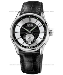 Oris Artelier Men's Watch Model 623.7582.4054.LS