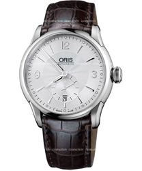 Oris Artelier Men's Watch Model 623.7582.4071.LS