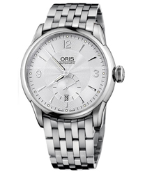 Oris Artelier Men's Watch Model 623.7582.4071.MB