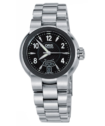 Oris TT1 Men's Watch Model 635.7518.44.64.MB