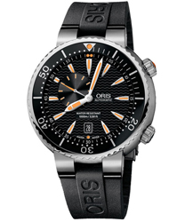 Oris Diver Men's Watch Model 643.7609.8454.RS