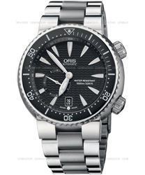 Oris Diver Men's Watch Model 643.7637.74.54.MB