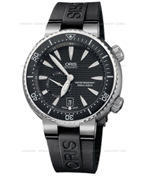 Oris Diver Men's Watch Model 643.7637.74.54.RS