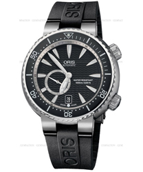 Oris Diver Men's Watch Model 643.7638.74.54.RS
