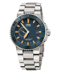 Oris Diver Men's Watch Model 643.7654.7185.MB