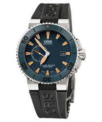 Oris Diver Men's Watch Model 643.7654.7185.RS