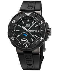 Oris Hirondelle Men's Watch Model: 667.7645.72.94.SET