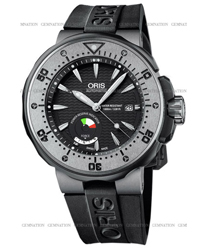 Oris Diver Men's Watch Model 667.7645.7284-Set