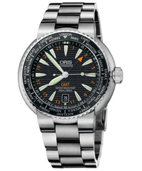 Oris Diver Men's Watch Model 668.7608.84.54.MB