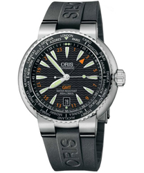 Oris Diver Men's Watch Model 668.7608.84.54.RS