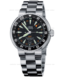 Oris Diver Men's Watch Model 668.7639.84.54.MB